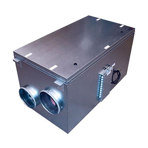 Приточно-вытяжная установка Ostberg HERU 50 s с регенерацией тепла 1